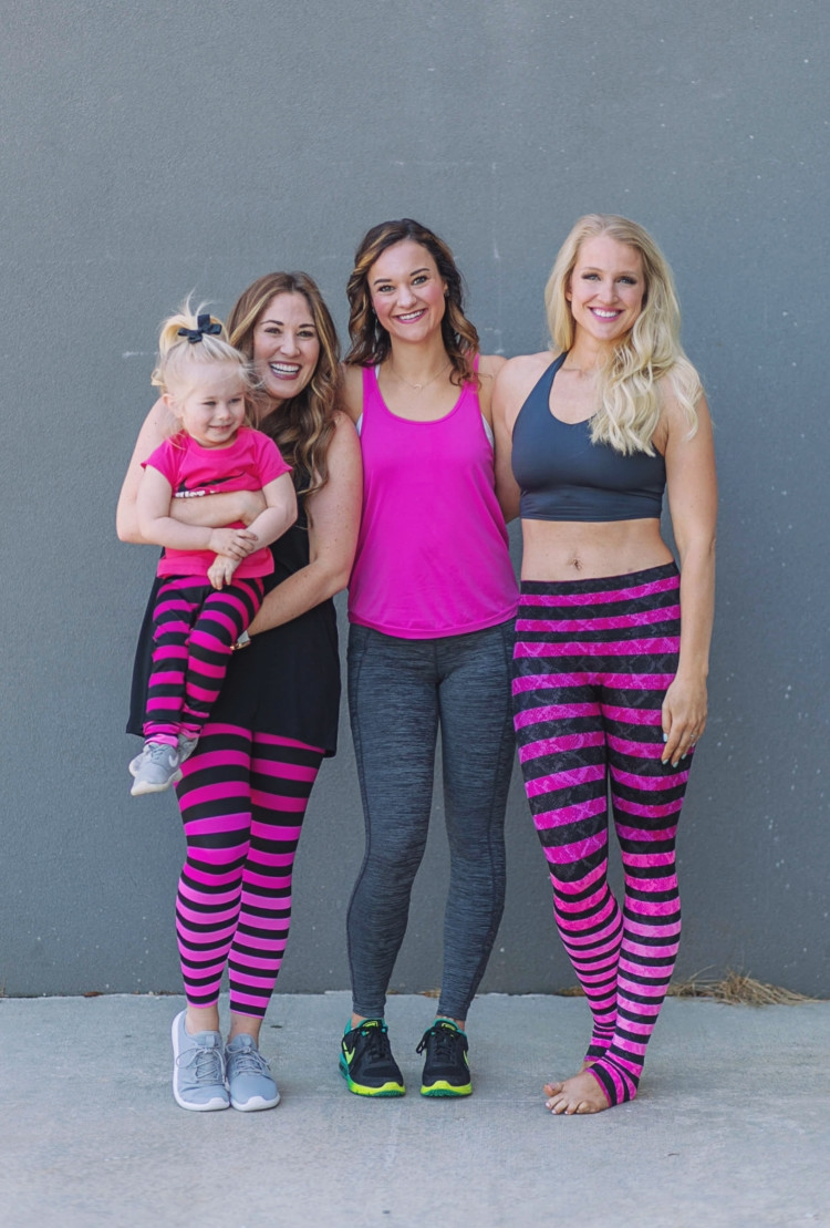Favorite Athleisure Wear from fashion, fitness and lifestyle bloggers // Best Yoga Pants and fitness wear from Heather Brown of MyLifeWellLoved.com // Best Athleisure Brands