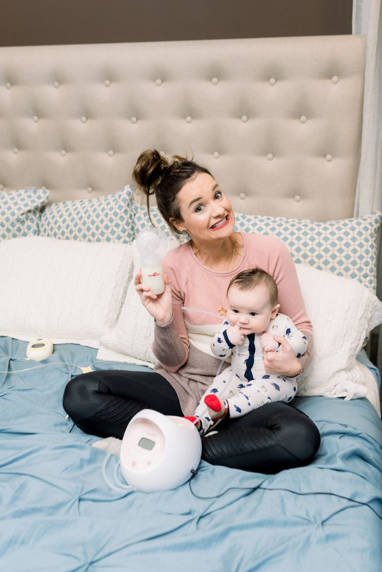 The best breast pumps and must-have breastfeeding accessories by mommy life + style Alabama blogger, Heather Brown, at My Life Well Loved // #mommy #momlife #breastfeeding #breastpumps #nursingaccessories #nursing #fedisbest