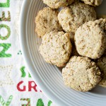 Healthy Hazelnut Cookies