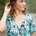 The Mint Julep: Romper