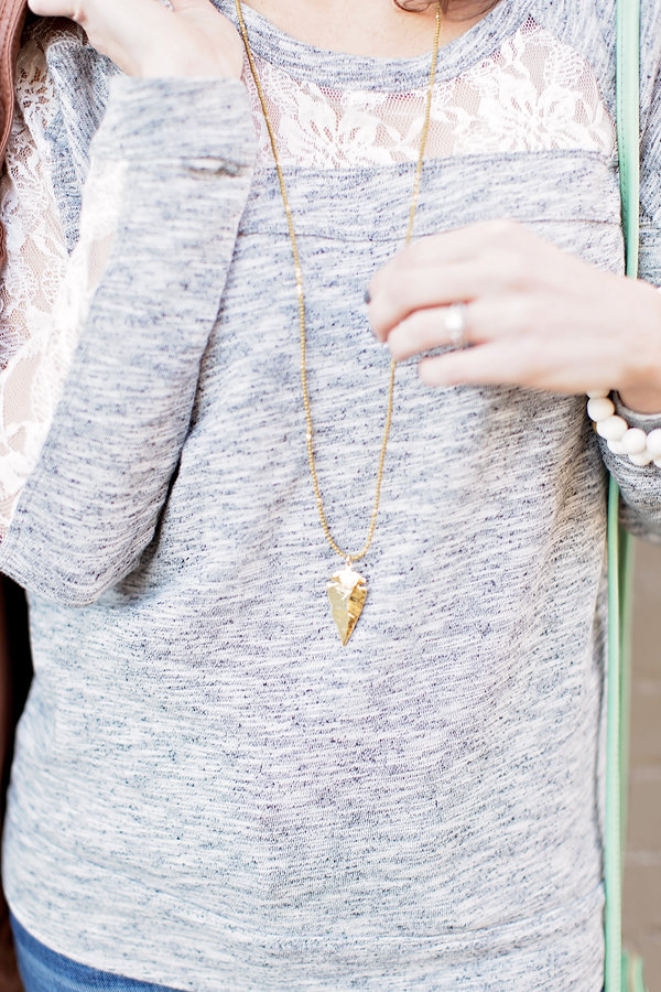 Casual Day Date Outfit - Kate Morris Jewelry