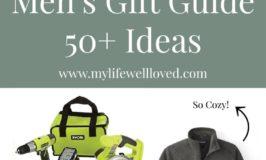 Men's Gift Guide: 50+ Ideas