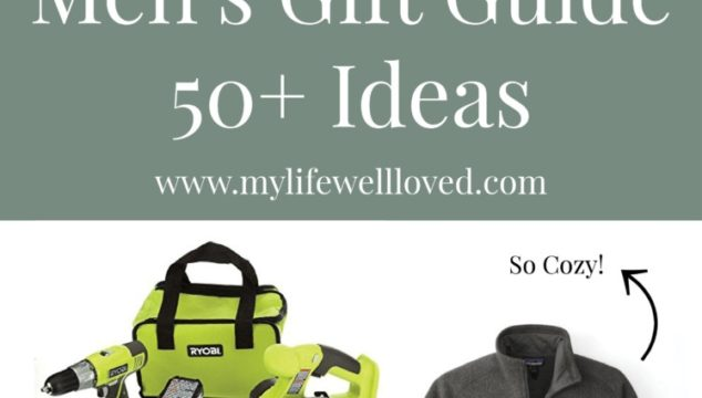 Men's Gift Guide: 50+ Ideas