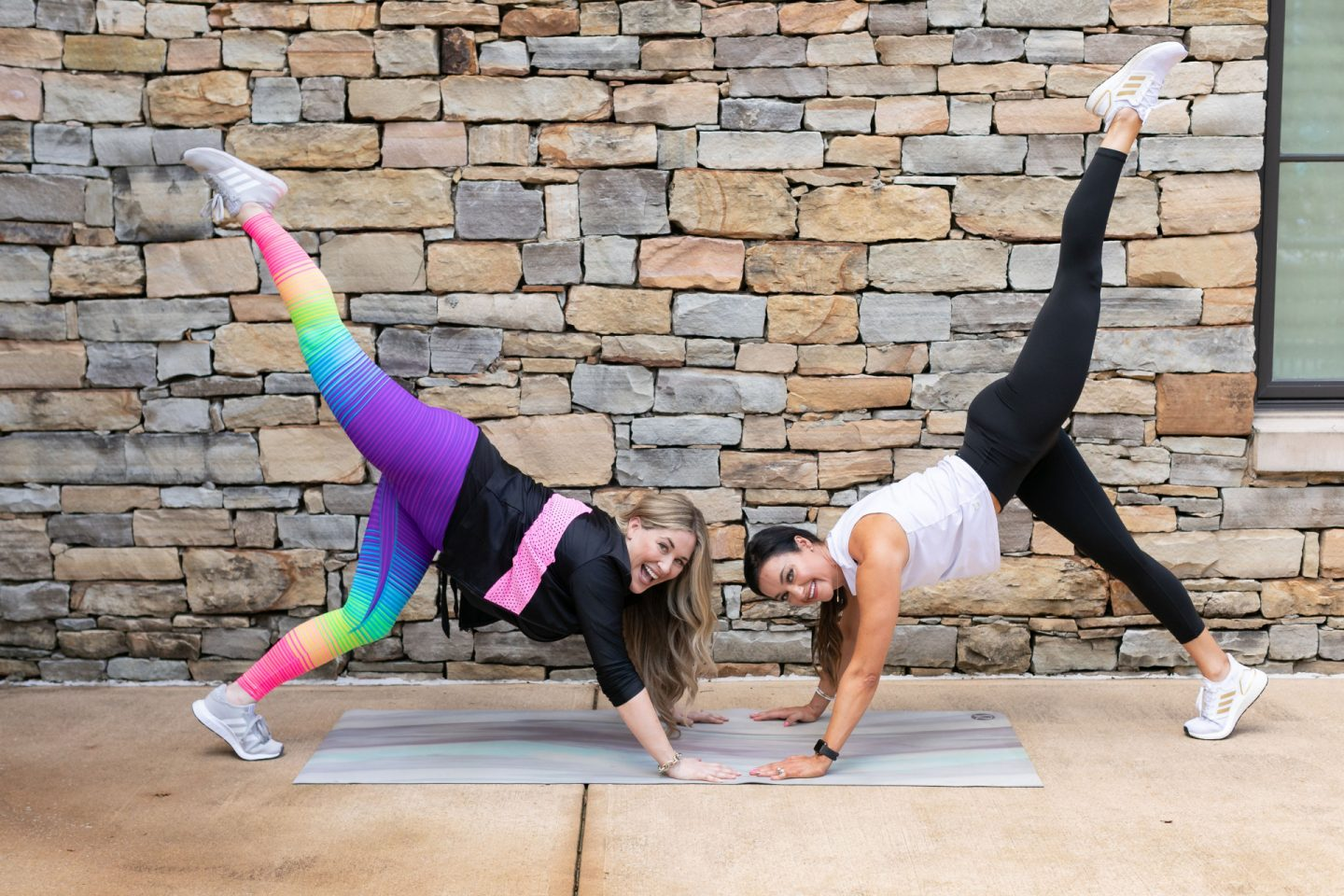 The Ultimate At Home Workout For The New Mom by Alabama Mommy + Fitness blogger, My Life Well Loved // Heather Brown