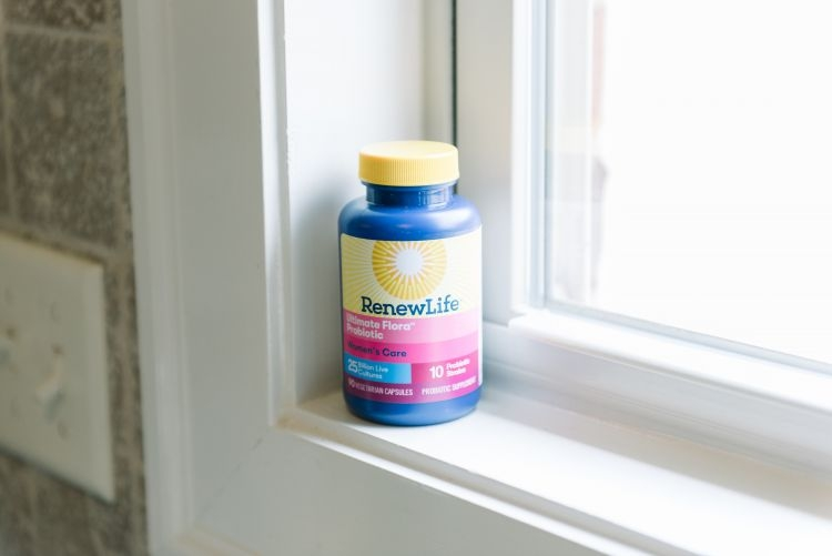 Sharing the benefits of probiotics and full body health at Mylifewellloved.com // #health #fitness #probiotics