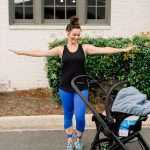 Stroller Workout Video + Travel System Giveaway