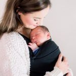 Life with a Newborn: A Day In My Postpartum Life