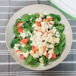 Summer Salad Ideas: Green Apple And Spinach Salad Recipe