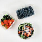 Summer Salad Ideas: Healthy Berry Salad Recipe