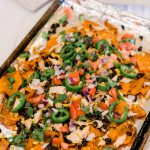 Super Easy Sweet Potato Nachos