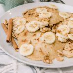 A Super Easy and Delicious Walnut & Oat Pancake Recipe