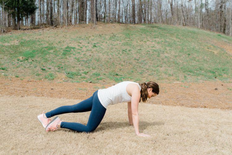Core Challenge Week 3 & 5 Tips on How To Fix Diastasis Recti - Heather Brown // My Life Well Loved #corechallenge #diastasisrecti #postpartumbody
