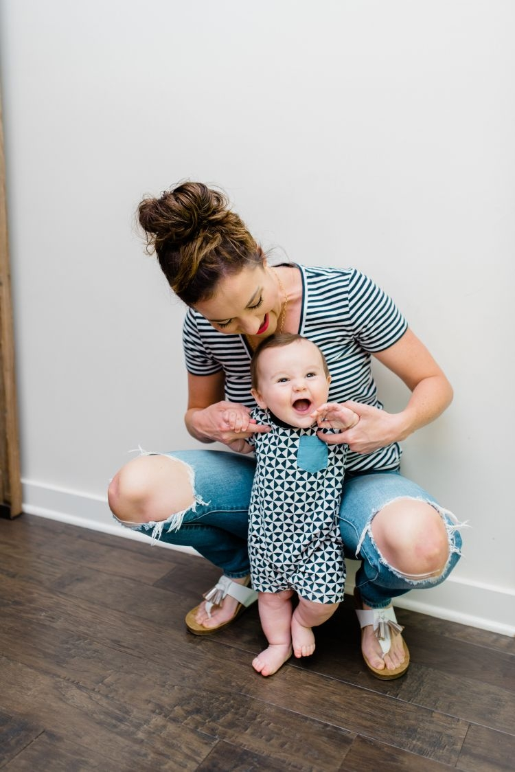 Sharing some tips and tricks for breastfeeding while traveling by Alabama Lifestyle & Mommy Blogger, Heather Brown // My Life Well Loved