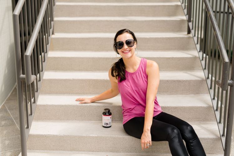 My best tips for getting back in shape while breastfeeding by Birmingham Fitness blogger, Heather Brown // My Life Well Loved