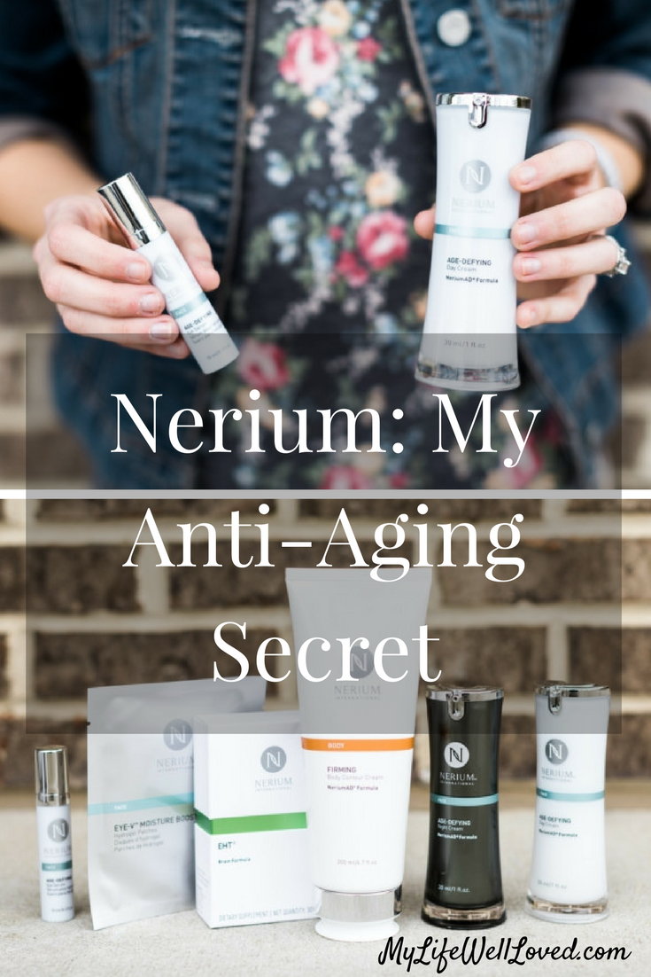 Nerium Anti-aging Before and After Photos from Heather of MyLifeWellLoved.com