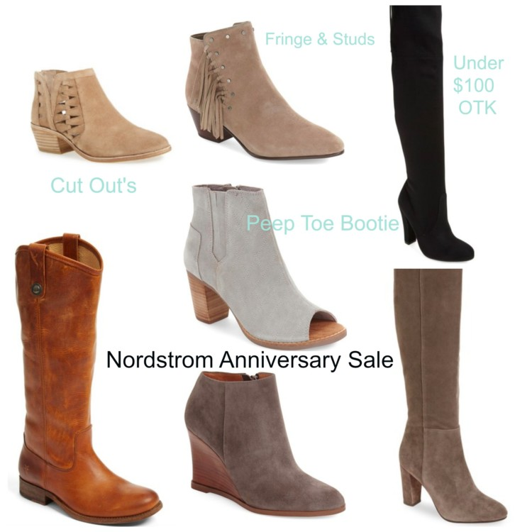 Nordstrom Anniversary Sale: Best Boots and Booties on a Budget