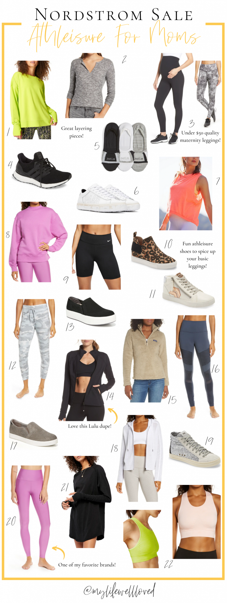 Nordstrom Anniversary Sale by Alabama Life + Style blogger, Heather Brown // My Life Well Loved
