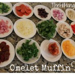 Omelette Muffin Bar (Guest Post)