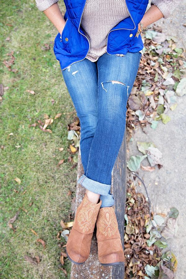 Relaxed winter wear
