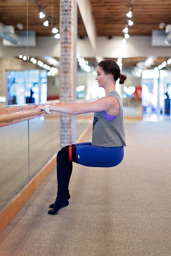 What to wear to barre class from Alabama blogger Heather of MyLifeWellLoved.com / Pure Barre Healthy Habits-- Daily Healthy Routine from Heather of MyLifeWellLoved.com - What to Wear to Barre Class by popular Alabama fitness blogger My Life Well Loved