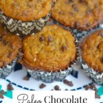 Halloween Tricks and Treats: Paleo Chocolate Chip Muffins