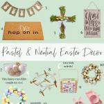 Target Easter Decor Favorites