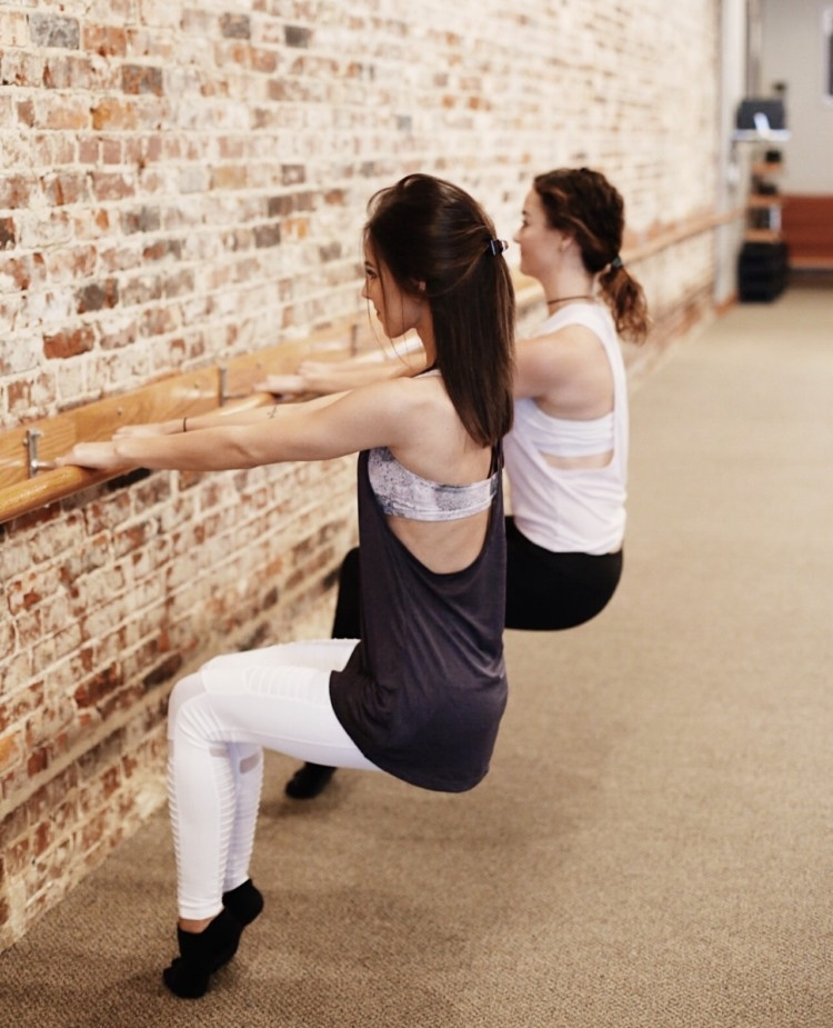 What is Barre? Pure Barre Chair Tips from an instructor // Heather Brown from MyLifeWellLoved.com // Athleisure Clothes