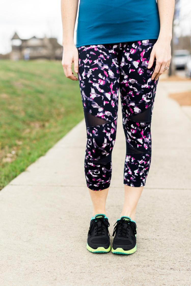 Paleo Challenge: Athleisure Wear for the spring. Yummie Athletic Wear from Heather of MyLifeWellLoved.com