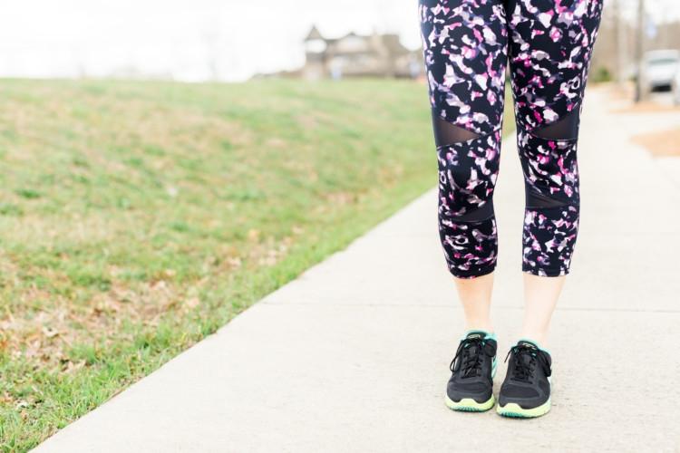 Paleo Challenge: Spring Athletic Wear