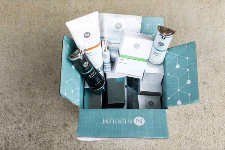 Nerium Anti-Aging Review and Products
