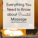 Prenatal Massage & Gift Guide