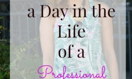 Day in the Life: Professional Blogger