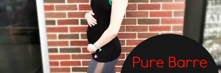 Pure Barre Pregnancy Modifications