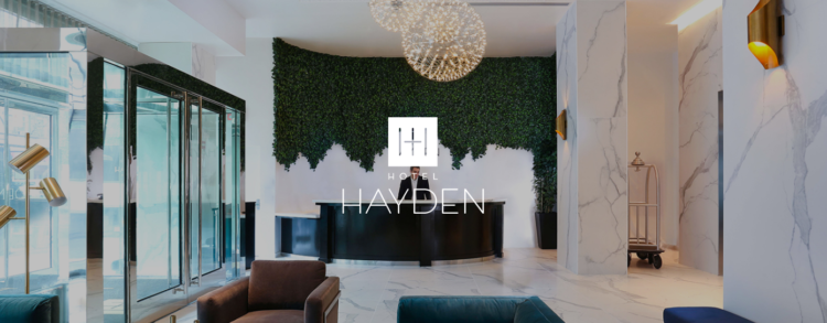 Where to stay in NYC // Hotel Hayden New York City