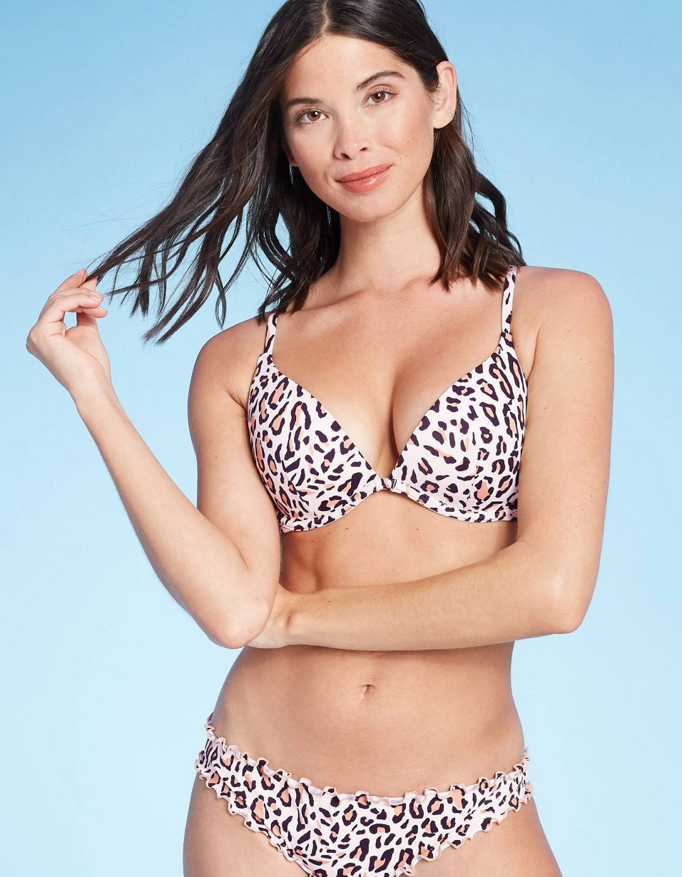 Top 15 Cute Target Swimsuit Finds For Moms by Alabama Life + Style Blogger, Heather Brown // My Life Well Loved