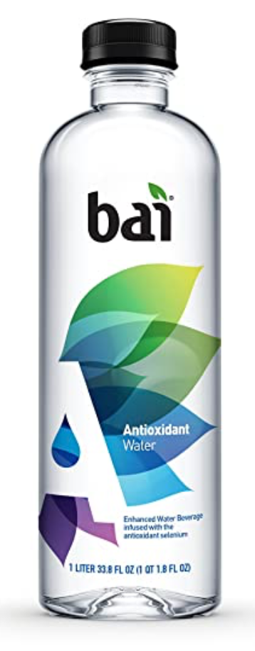 Best healthy drinks on Amazon featured by top AL lifestyle blogger, My Life Well Loved: Bai Water
