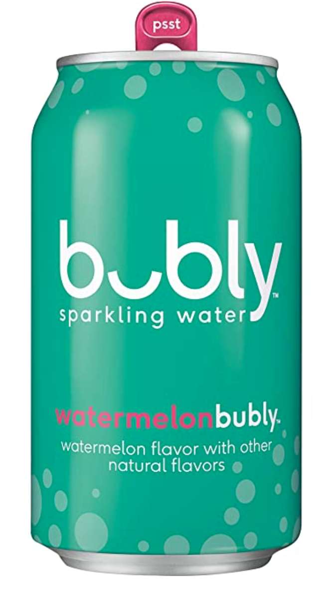Best healthy drinks on Amazon featured by top AL lifestyle blogger, My Life Well Loved: Bubly water