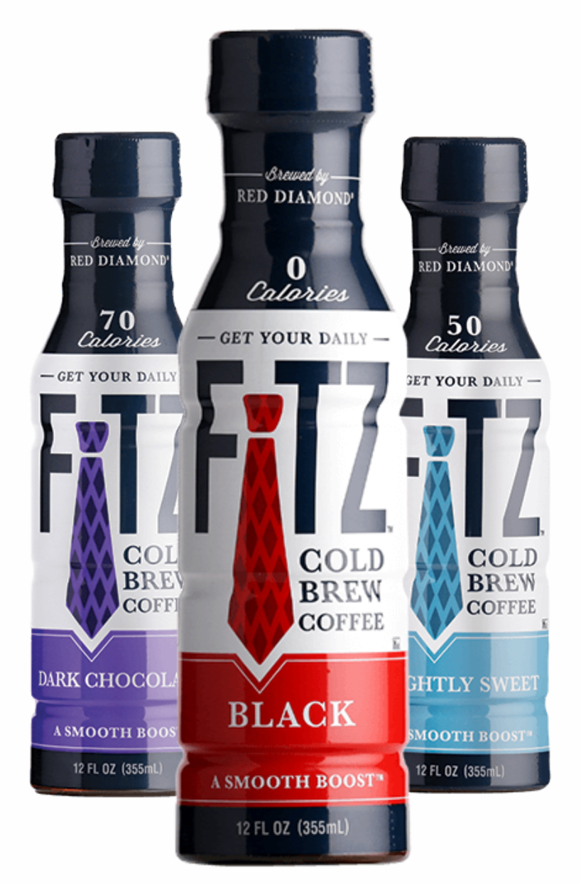 Best healthy drinks on Amazon featured by top AL lifestyle blogger, My Life Well Loved: Fitz Cold Brew