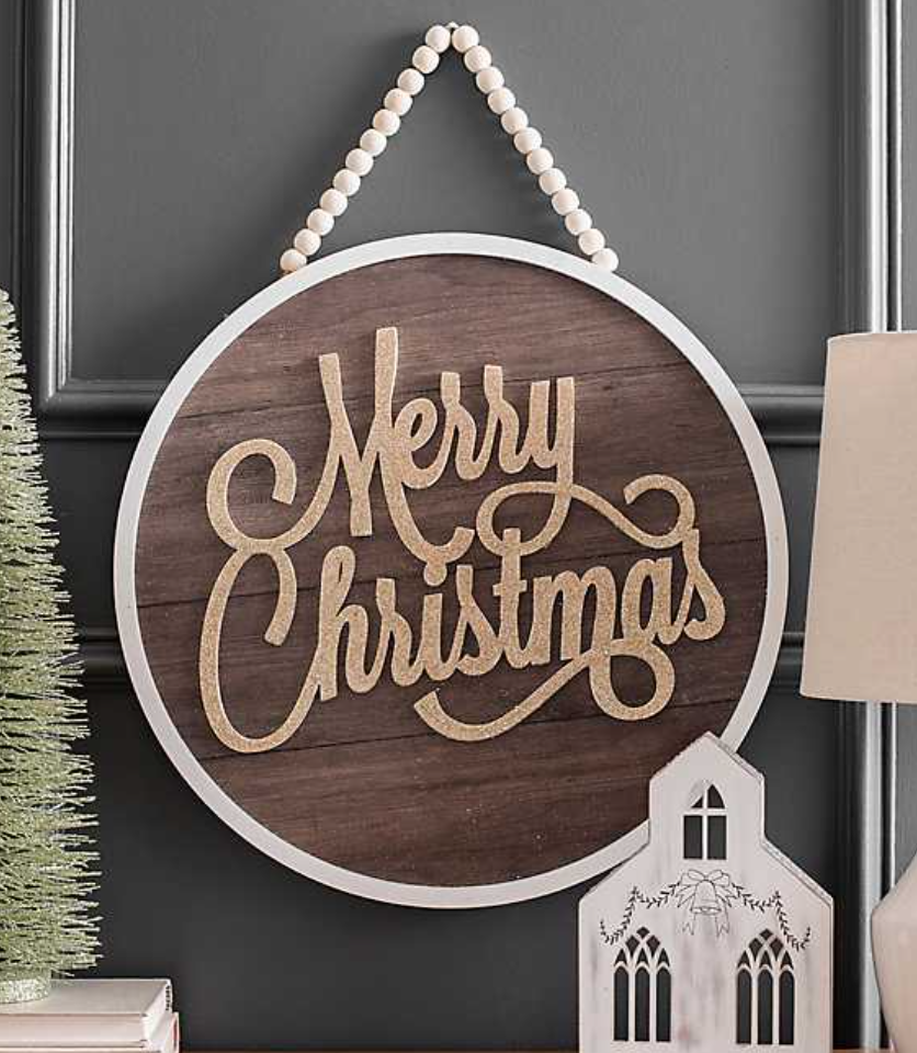 Amazon Christmas Decorations by Alabama Family + Style blogger, Heather Brown // My Life Well Loved