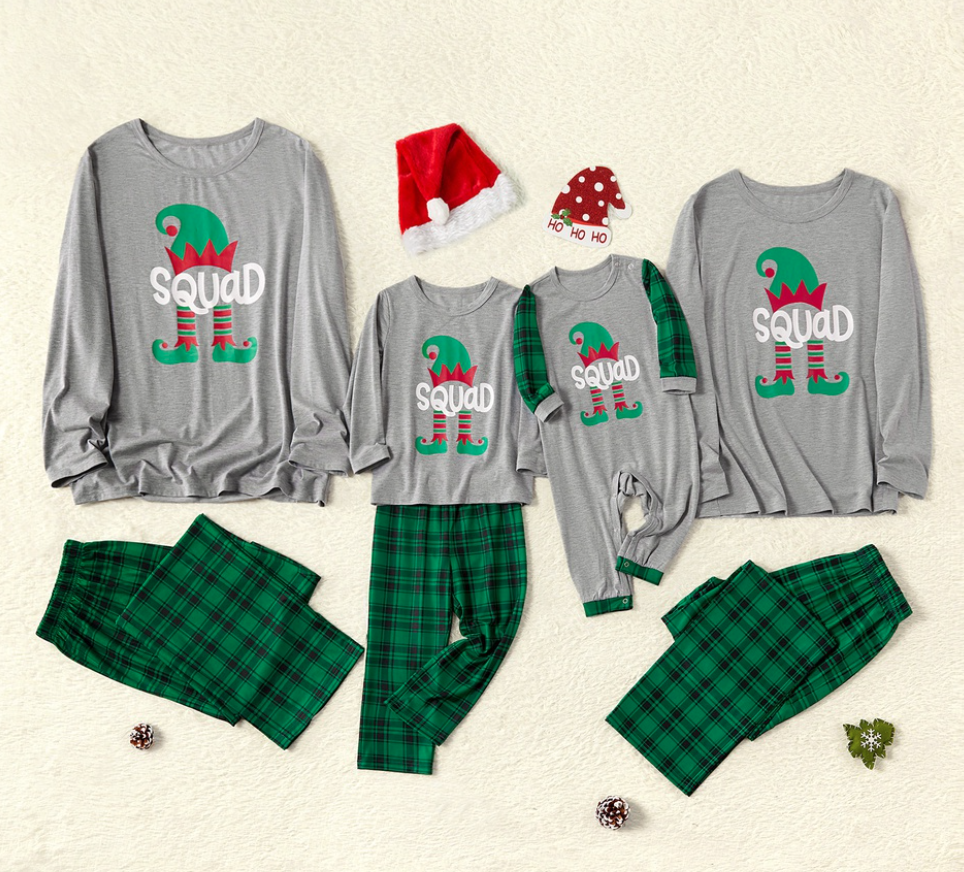 Family Christmas Pajamas From Amazon by Alabama Family + Christmas blogger, Heather Brown // My Life Well Loved