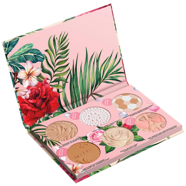 Physicians formula all star palette, makeup, bronzer blush highlight and face powder