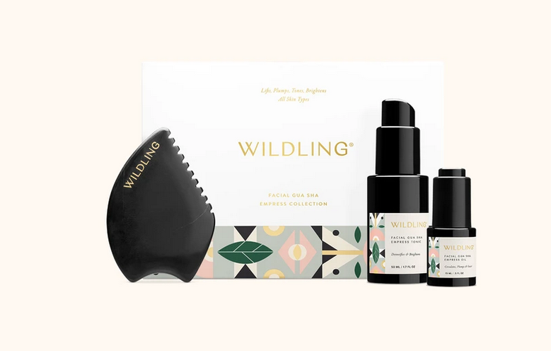 Wilding empress collection facial system