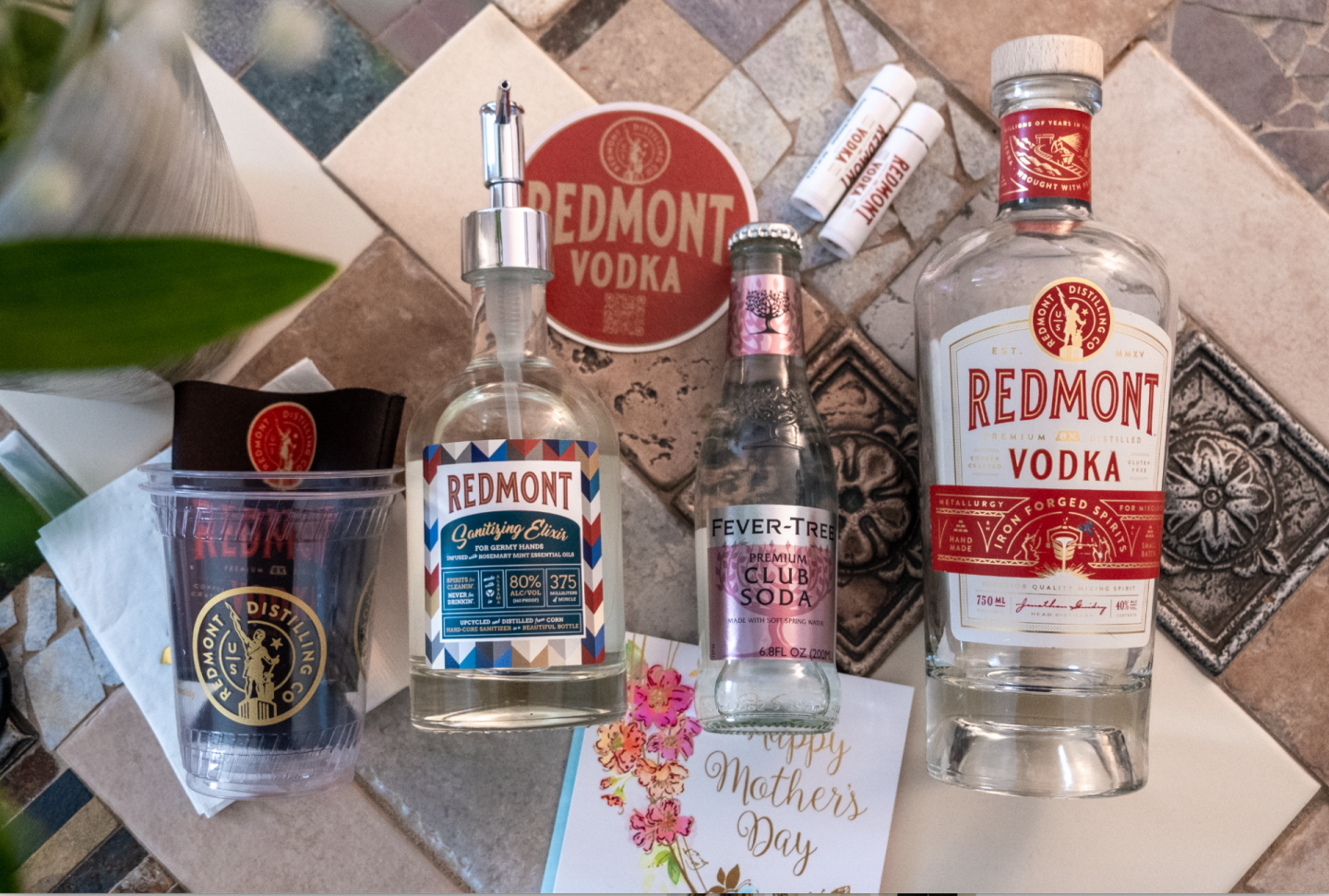 Redmont vodka