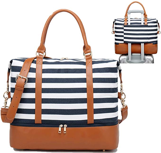 Amazon Favorites: 12 Travel Essentials for your Next Family Vacation by Alabama Life + Style Blogger, Heather Brown // My Life Well Loved: carry on duffel bag