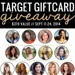 $370 Target Gift Card Giveaway