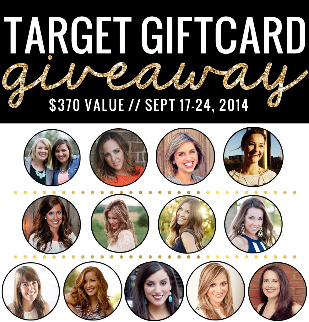 Target Gift Card Giveaway | My Life Well Loved