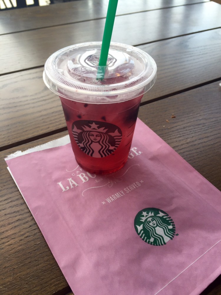 Starbucks Refresher- My Life Well Loved