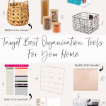 Target Favorites: The Best Organization Tools For Your Home
