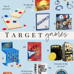 Target Family Games: 5 Games For Your Favorite Indoor And Outdoor Activities
