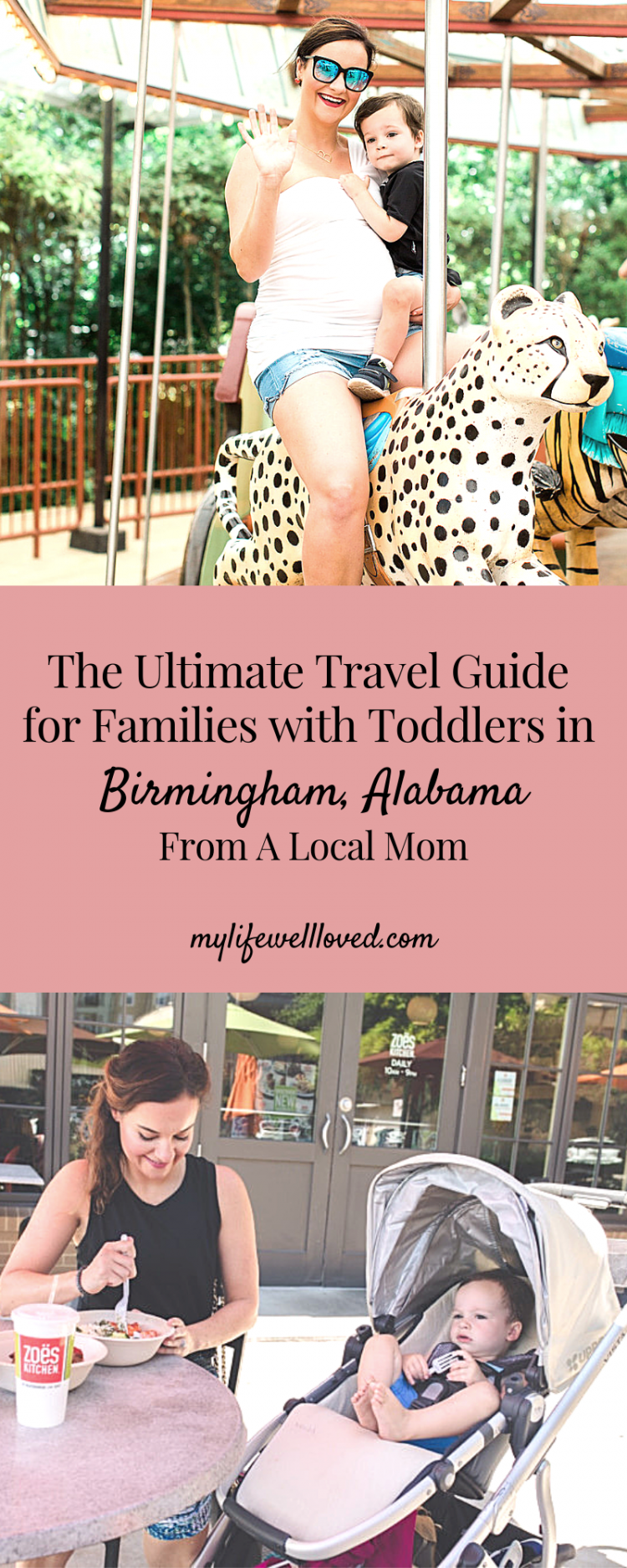 Sharing the top things to do with kids in Birmingham Alabama from local mom blogger, Heather Brown at My Life Well Loved // #localbirmingham #birmingham #vacation #travel #kidstravel